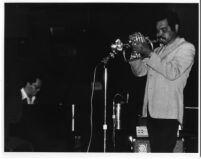 Cedar Walton (piano) & Art Farmer (flügelhorn), 1977 [descriptive]