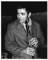 Art Pepper at Donte's Jazz Club in North Hollywood, 1977 [descriptive]