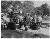 Pan Afrikan Peoples Arkestra (P.A.P.A.) at UCLA, 1981 [descriptive]