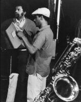 Anthony Braxton and Roscoe Mitchell, 1979 [descriptive]