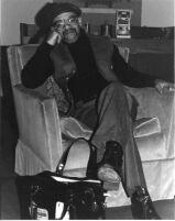Eddie Gladden relaxing, 1979 [descriptive]