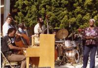 Pan Afrikan People's Arkestra (P.A.P.A.) at UCLA, 1981 [descriptive]