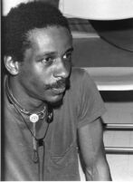 Roscoe Mitchell at Studio Z, Los Angeles, 1976 [descriptive]