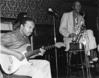 Eddie Vinson and Leo Blevins at The Rubaiyat Room, Los Angeles [descriptive]