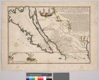 La Californie ou Nouvelle Caroline : teatro do los trabajos, Apostolicos de la Compa. e Jesus en la America Septe.