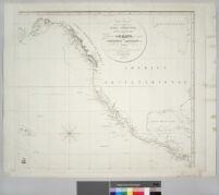 Carta general para las navegaciones a la India Oriental por el mar del sur y el grande oceano que separa el continente americano del asiatico