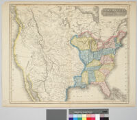 United States and additions : 1820
