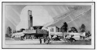 Ritz Theatre,  photograph of rendering