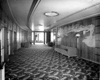 De Anza Theatre, foyer