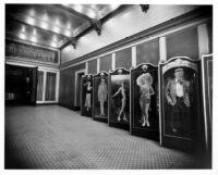 Follies Theatre, lobby entrance
