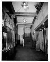 Follies Theatre, foyer