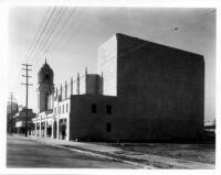 Fox Theatre, Bakersfield, exterior street view