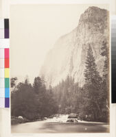 Yosemite photographs by Carleton E. Watkins