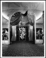 Academy Theatre, Inglewood, auditorium entrance