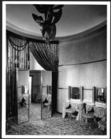 Academy Theatre, Inglewood, ladies' powder room