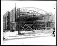 Arden Theatre, Lynwood, construction
