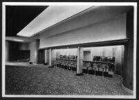 Chapultepec Theatre, Mexico City, soda fountain, mezzanine floor