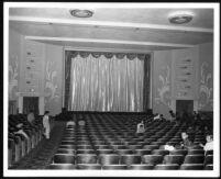 Chino Theatre, auditorium