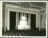Fox Wilshire, Beverly Hills, auditorium, proscenium