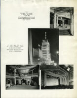Fox Wilshire, Beverly Hills, exterior and interior views