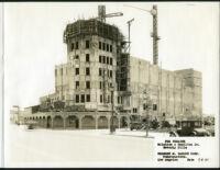 Fox Wilshire, Beverly Hills, construction [3] [1930-05-08]