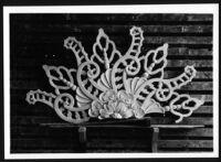 Fox Wilshire, Beverly Hills, ornament detail