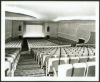 Hopkins Theatre, Oakland, auditorium