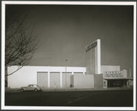 Lakewood Theatre, Lakewood, exterior