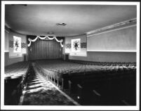 Lakewood Theatre, Lakewood, auditorium, proscenium