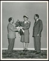 Lakewood Theatre, Lakewood, S. Charles Lee on opening night