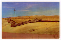 The Old Plank Road on Arizona-California Highway 80