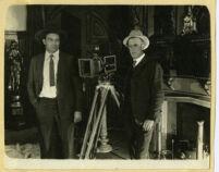Noble Johnson and Harry Gant [photograph]