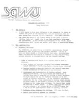 Document Describing the Need for Lesbian Building and Services