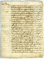 Testamenti 02. Testamento d'Alfonsina Orsini ved[ov]a del q[uonda]m Pietro de' Medici.