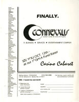 Casino Cabaret -- Gala Fundraiser