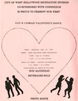Gay and Lesbian Valentine's Dance