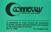 Connexxus Business Card