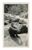 Ralph Cornell in Yosemite