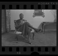 Nina Simone, interviewed in her home after returning to the United States from a self-imposed exile, 1985.