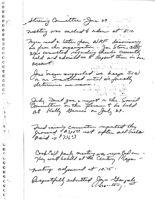 Steering Committee Meeting Minutes - June 29, 1978