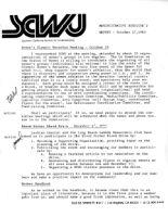 Administrative Director's Report - October 27, 1983