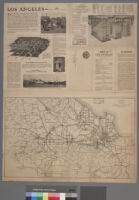 Maps of city of Los Angeles