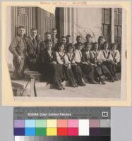 Ralph J. Bunche and Jefferson High School classmates