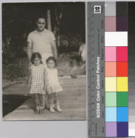 Ralph J. Bunche and daughters