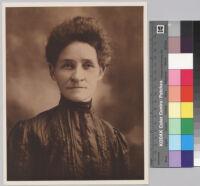 "Lucy Johnson (""Nana""), Ralph Bunche's maternal grandmother, portrait"