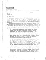 Letter to Knoxville Mayor Regarding Firehouse Rape