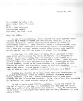 """Letter of Complaint to Time Regarding Advertising of Film """"Dressed to Kill"""""""