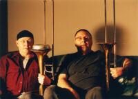 J.A. Deane with Michael Vlatkovich [descriptive]