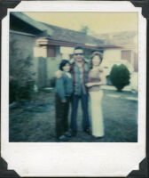 Kenny, Dad, and Mom..The Blurry Years