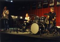 Ellery Eskelin Trio performing in Albuquerque, November 6, 2000 [descriptive]